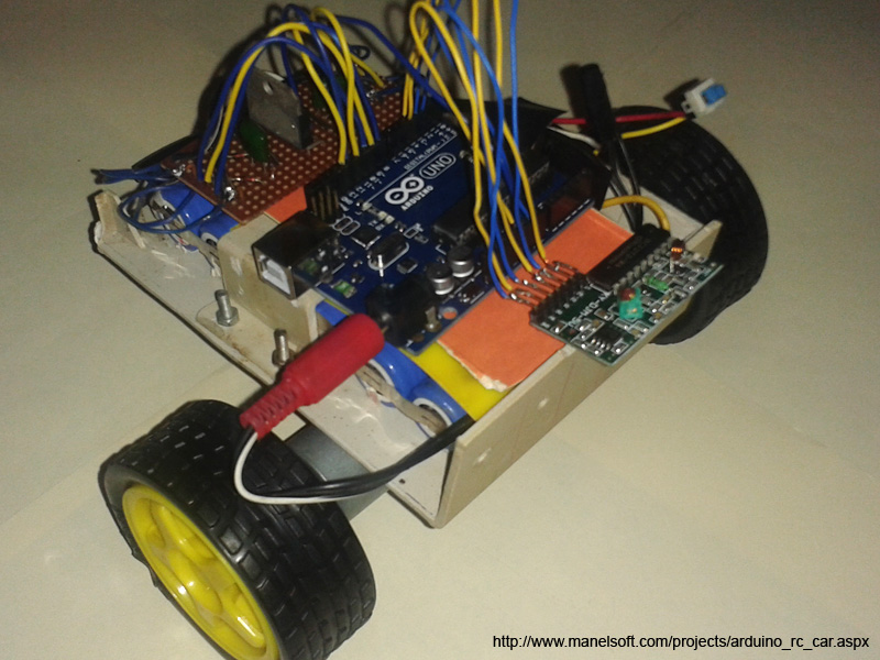RC Hobby Controllers and Arduino - SparkFun Electronics